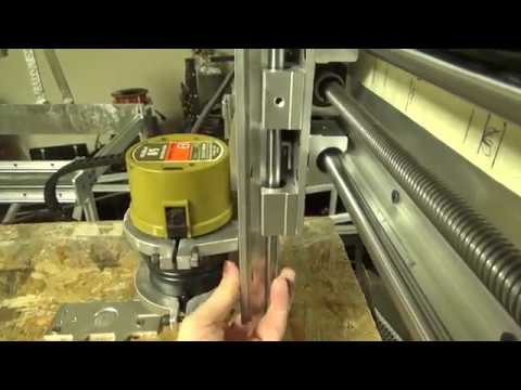 New DIY CNC - Revision 3 - Cutting Metal