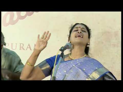 Dr.Nithyashree Mahadevan l Carnatic  Vocal Concert l Bharat Sangeet Utsav ( Coimbatore ) 2016