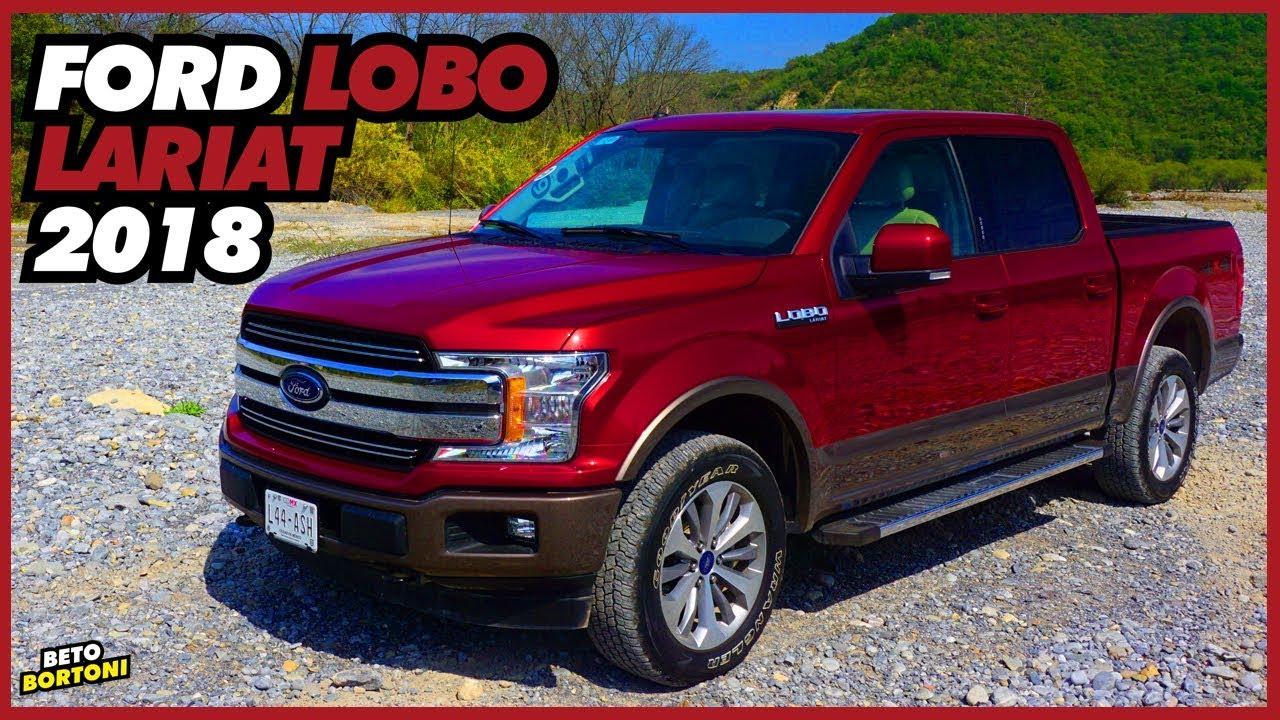 Ford Lobo Lariat 2018 a prueba - YouTube