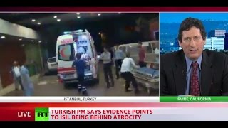 'Turkey to hit back hard; ISIS should have thought twice before attacking Ataturk airport