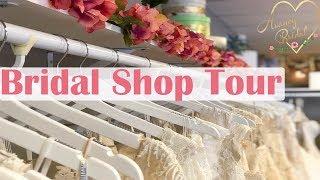 Bridal Shop Tour - Phoenix Bridal Boutique