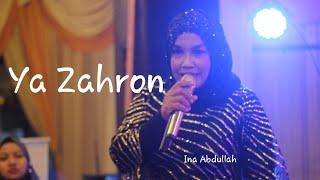 Ya Zahran - Versi Khaligi ( Ina Abdullah ) ISTANBUL GAMBUS Live 27 December 2020 - Sidoarjo