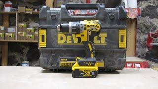 Dewalt DCD796 Hammer Drill Driver Review