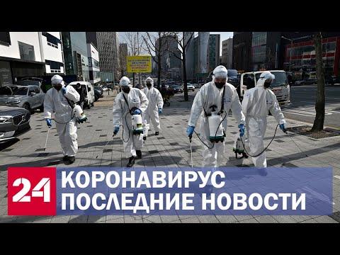 Коронавирус. Последние новости. Новые данные о заболевших и введение пропускного режима в Москве