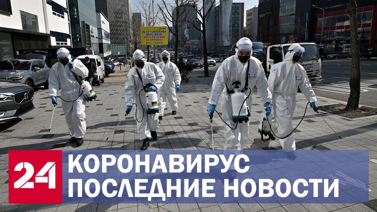 Коронавирус. Последние новости. Новые данные о заболевших и введение пропускного режима в Москве Смо