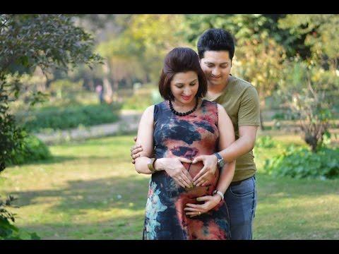 Maternity Photo Shoot of Sulekha & Vineet