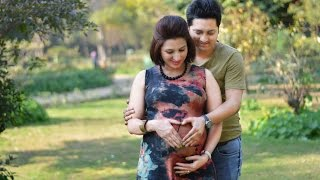 Maternity Photo Shoot of Sulekha & Vineet