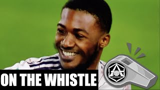 On the Whistle: Liverpool 00 Arsenal (AFC win on pens)  'When you win, it suddenly matters'