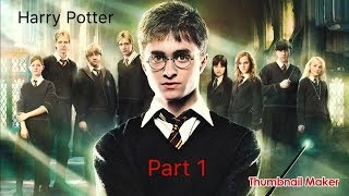 Harry Potter and the Order of the Phoenix gameplay part 1
