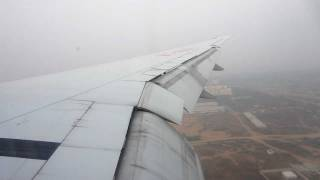 Air India Landing - Delhi