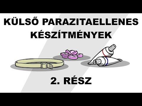 Külső parazitaellenes készítmények - csak egyszerűen (2. rész)