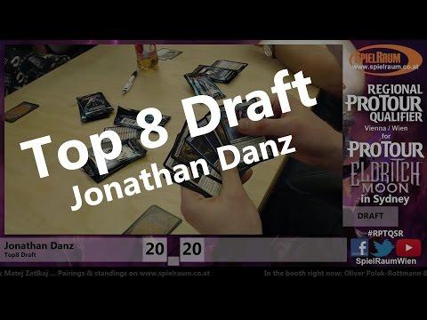 RPTQ EMN Coverage: Top 8 Draft of Jonathan Danz - SpielRaumWien [EN]