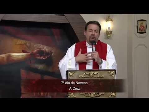 Novena das Mãos Ensanguentadas de Jesus 02/09/2014 - 7º dia: A Cruz