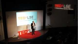 TEDxLSE - Glen Poole - A New Gender Agenda