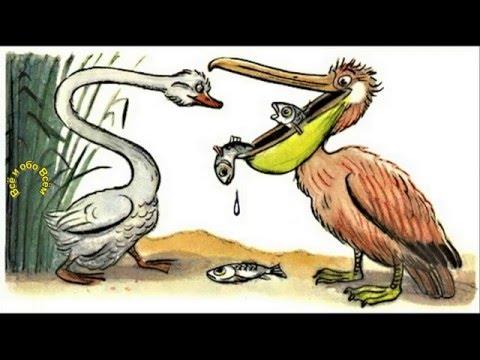 Любовь Еремеева читает Сказку В Г Сутеева Это что за птица