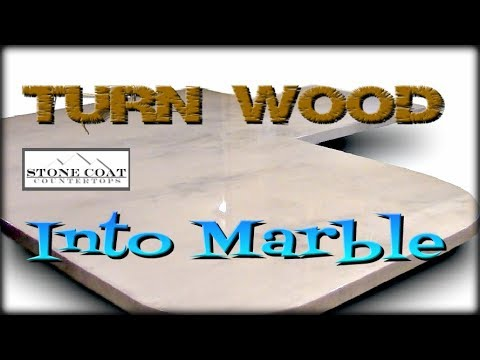 Turn Plywood into Marble Countertops,  DIY Epoxy Countertops