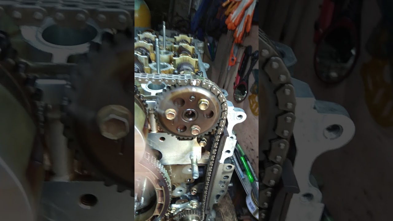 Toyota Avanza Timing Chain Setting