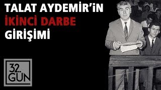 Talat Aydemir'in İkinci Darbe Girişimi | 21 Mayıs 1963 | 32. Gün Arşivi