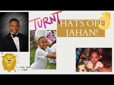 Hats off Jahan! Oakland Technical High School 2020 Graduation Celebration