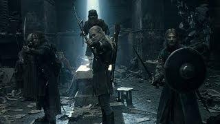 Le Seigneur Des Anneaux 1 - Bataille Dans Les Mines (Scène Mythique)