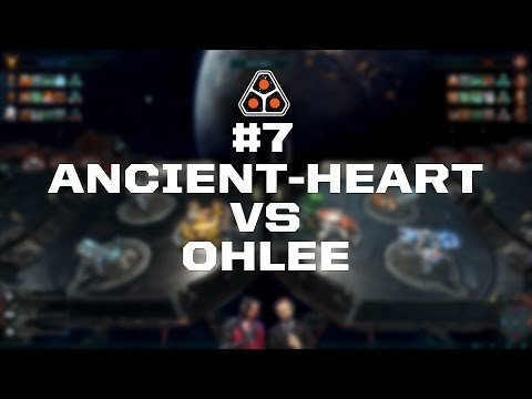 Dropzone: Replay Tuesday #7: Ancient-Heart vs. oHLee