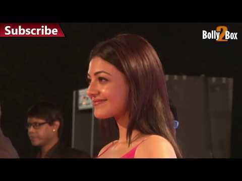 Kajal Aggarwal in Pink Dress at Filmfare Awards 2016 | Bolly2box thumbnail