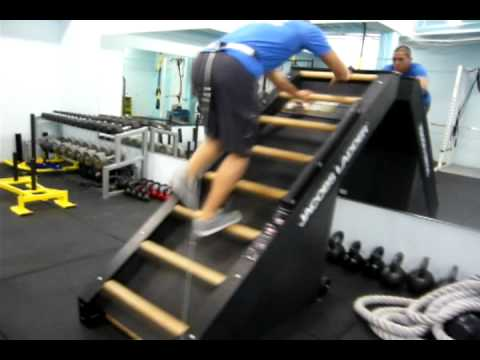 Honolulu personal trainer brings first JACOBS LADDER to Hawaii
