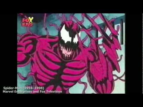 Supervillain Origins: Carnage