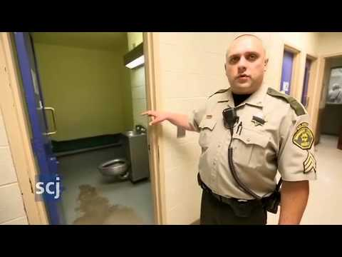 An evening at the woodbury county jail sioux city journal youtube