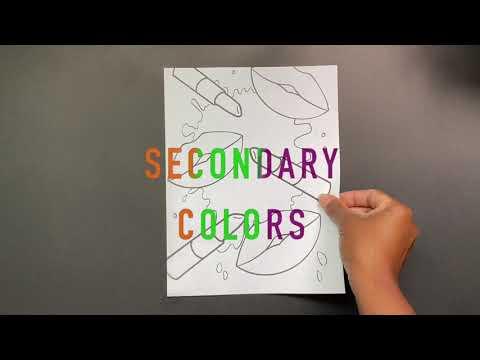 Coloring Page | Ventriloquist Lori Bruner | 360x480