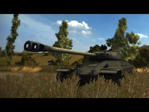 ◀World of Tanks - Public Test 7.4, ft IS-6