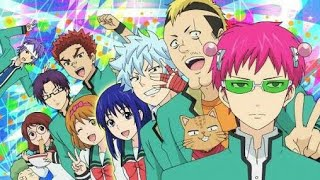 Watch Saiki Kusuo no Psi Nan Season 1 Anime Trailer/PV Online