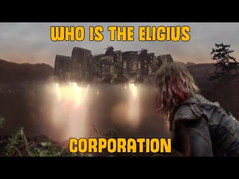 Who Is The Eligius Corporation - The 100 Theory