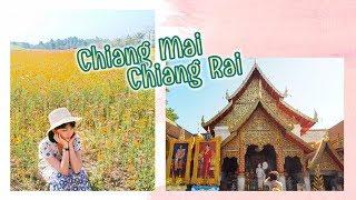 【Thailand 泰國】Chiang Mai & Chiang Rai 清邁& 清萊Travel ...