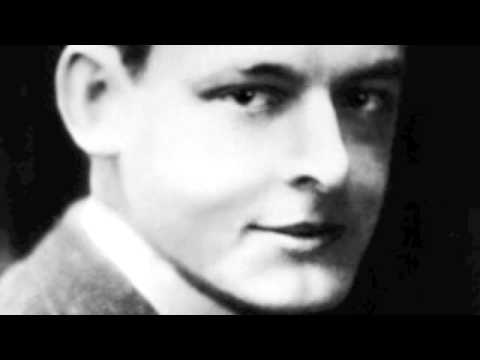 TS Eliot Reads: The Love Song of J Alfred Prufrock