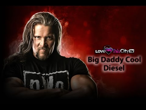 Kevin Nash aka Diesel aka Big Daddy Coo - Interview On Love This City TV