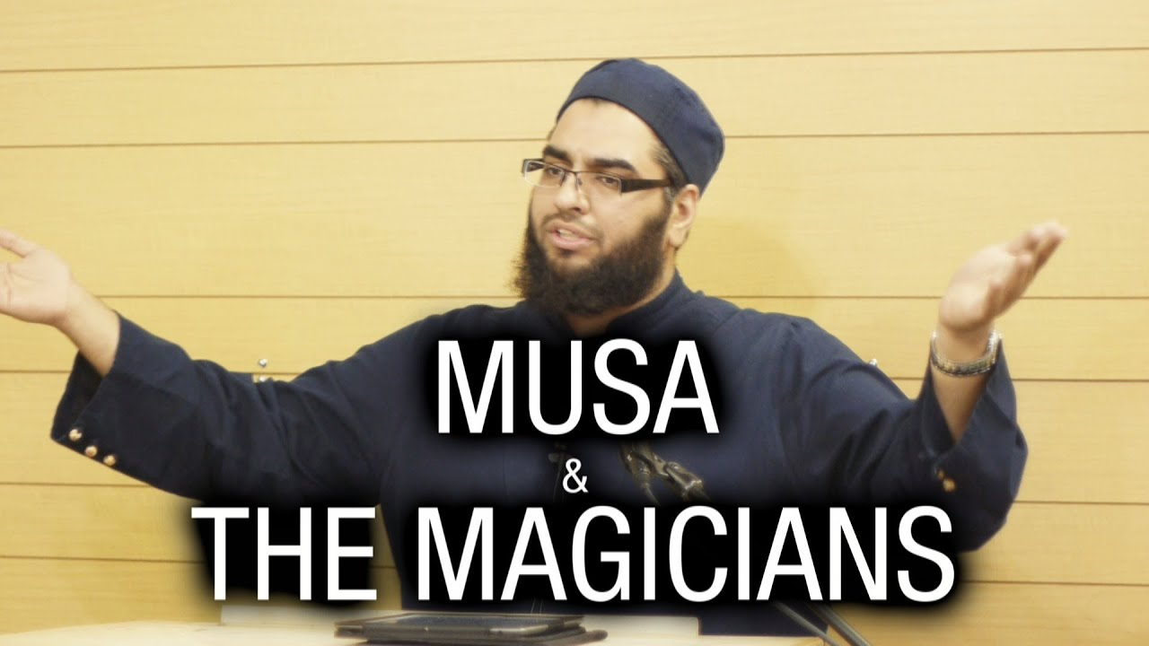 Musa & The Magicians