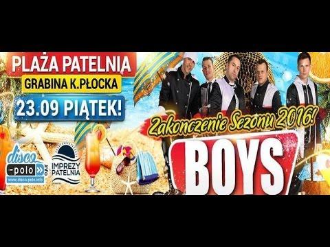 BOYS - Koleś z bety (Live at Plaża Patelnia, Grabina 17.09.2016)