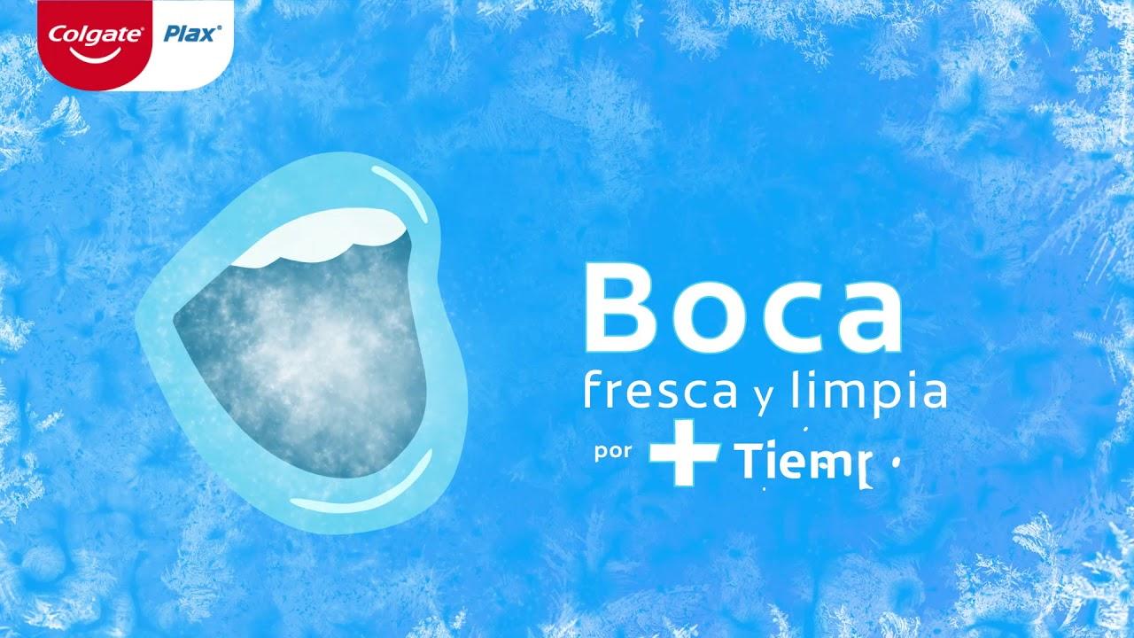 Colgate Plax - Boca fresca y limpia