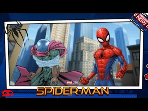 Mysterio Rush 2 – Spider-Man