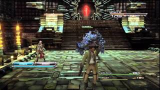 PS3 Longplay [012] Final Fantasy XIII (Part 01 of 12)