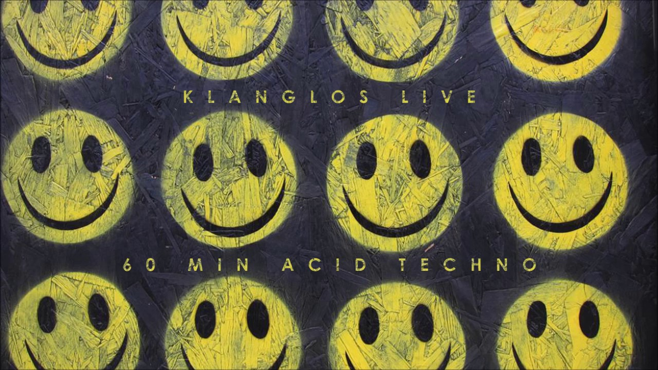 Klanglos - Acid Is The Answer #1 [Acid Techno Set]