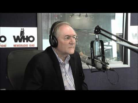 Republican Presidential Candidate Jim Gilmore on WHO Radio