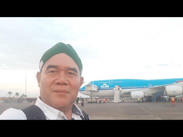 Perjalanan ke Suriname Jakarta - Kuala Lumpur - Amsterdam - Paramaribo