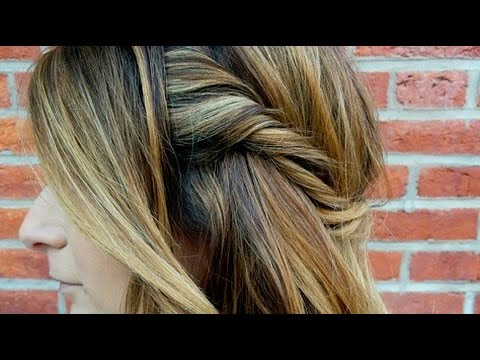 How to balayage beautiful diy highlights hair style tutorial how to balayage beautiful diy highlights hair style tutorial youtube solutioingenieria Image collections
