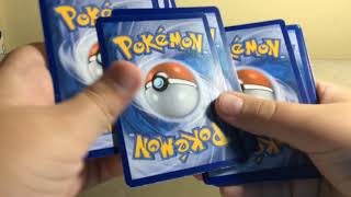 Pokemon TCG: Opening A Custom Booster Pack