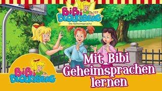 Bibi Blocksberg - So lernst du die Geheimsprache aus der Hörspielfolge 107