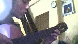 Cát bụi guitar solo (slow) - Len