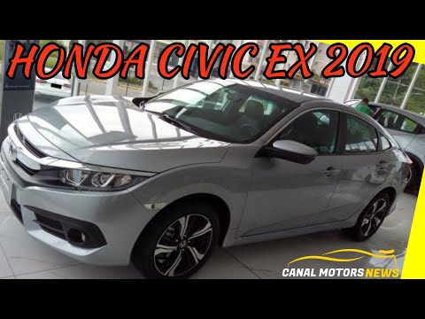 HONDA CIVIC EX 2019 REVIEW | CANAL MOTORS NEWS