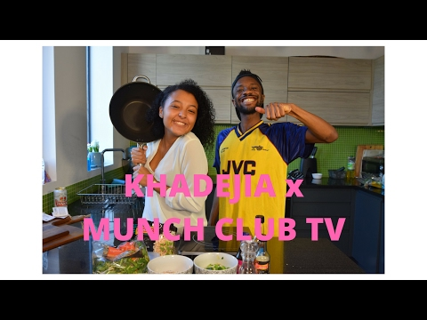 KHADEJIA X MUNCH CLUB TV: PENG OUT NOODLES